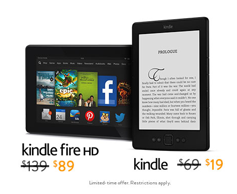 Amazon Kindle Deal