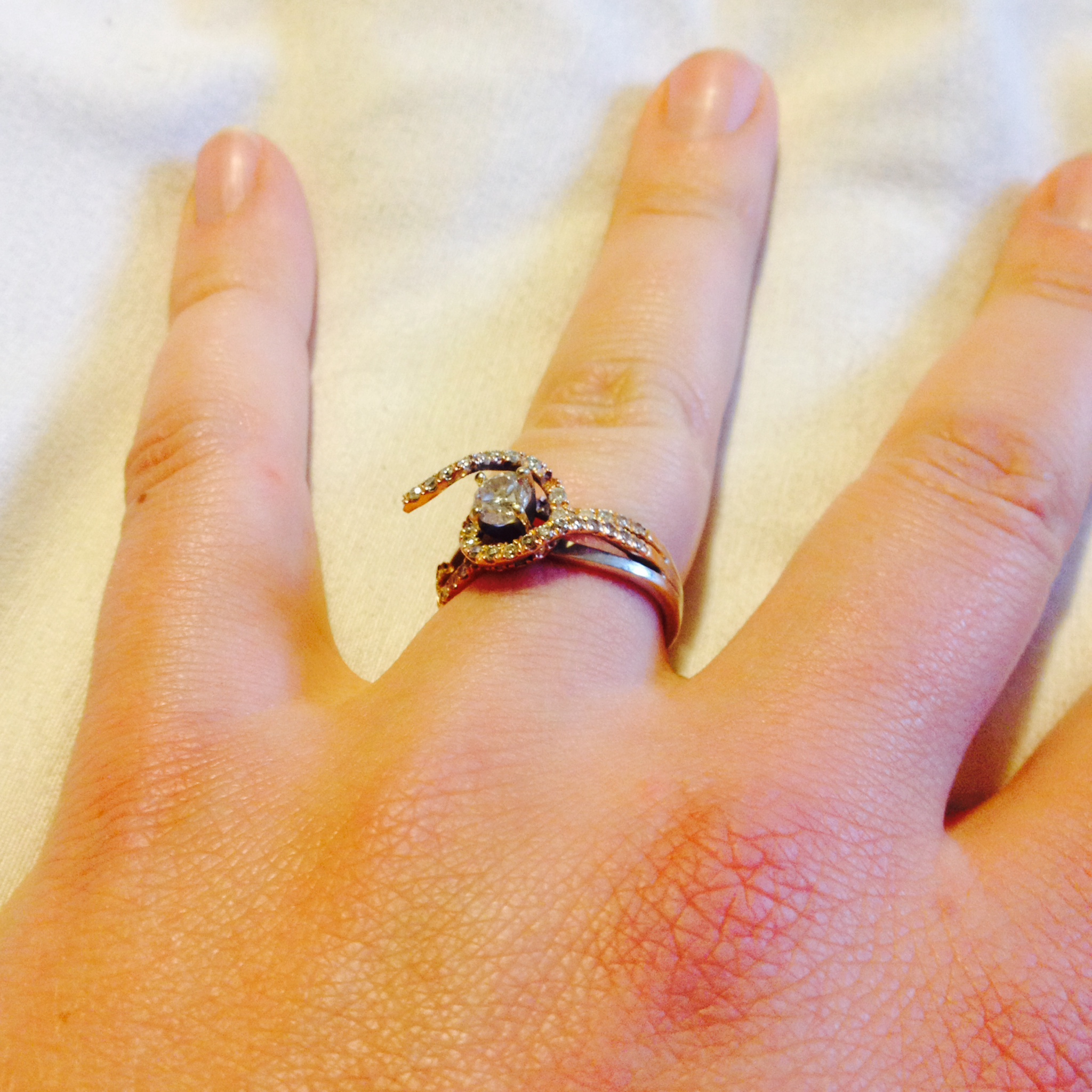 What Does It Mean When Your Engagement Ring Breaks Before The Wedding?   Bexbernard