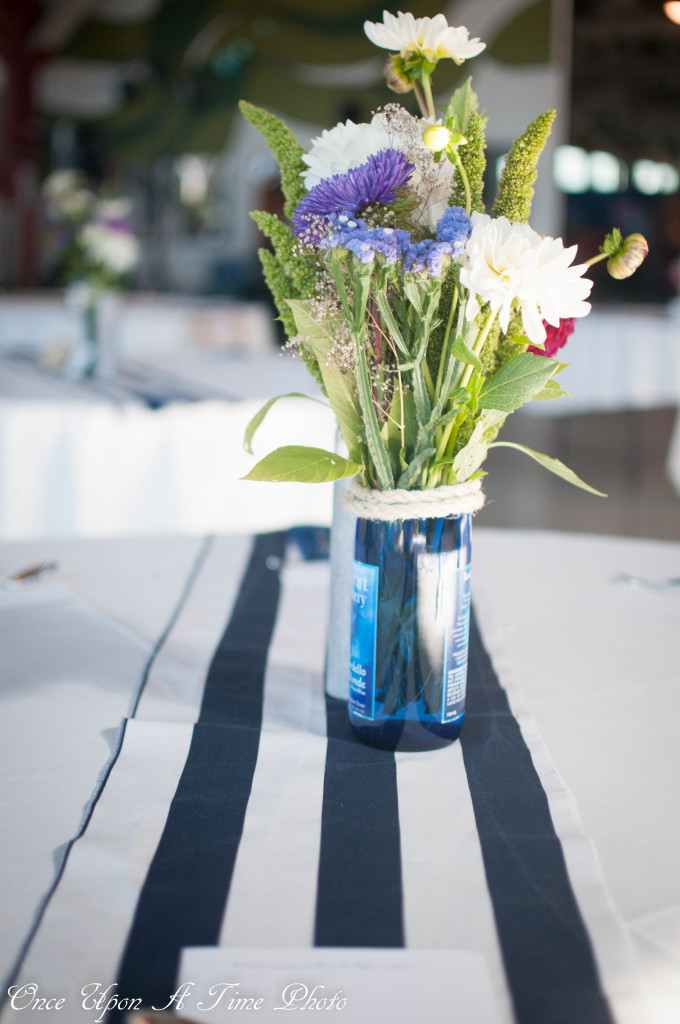 Nautical wedding centerpieces bexbernard