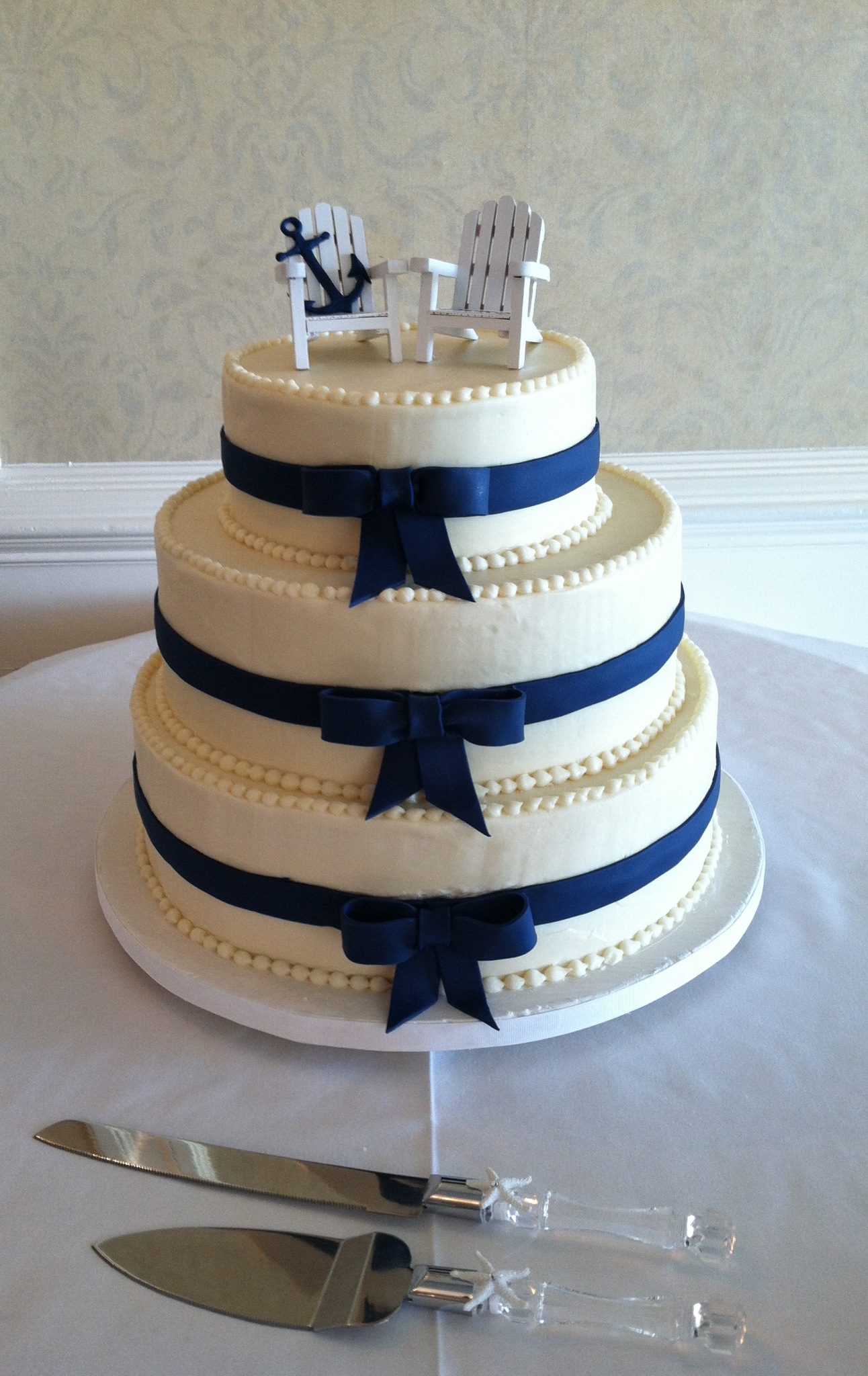 nautical wedding cake nautical wedding cakes bexbernard 17732
