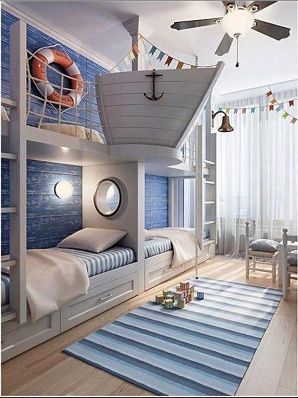 title   Nautical Bedroom Ideas